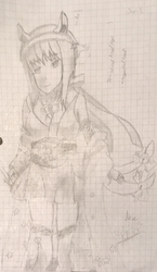 Picture 10 - H!Sakura - eye to eye copy by drawing-archive