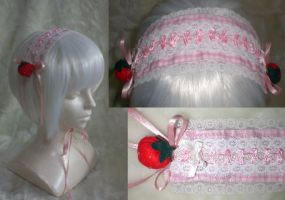 Sweet lolita headdress 1 by Dolly-chan