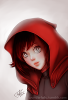 Ruby Rose by Fufu-the-maniac