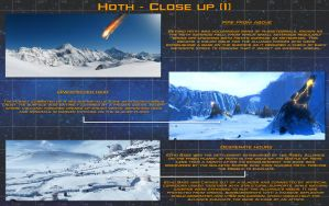 Planetary close up - Hoth [1] by unusualsuspex