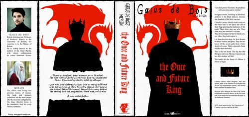 CoC V: The Once And Future King by Prue84