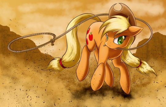 This Ain't Mah First Rodeo by SpiritofthwWolf