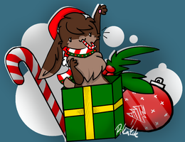 Woh look what I got by Pikk-uu