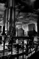 Moody city by chicarts