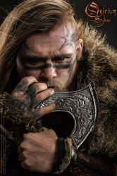 Viking Inspired 5 - photoshoot 2017 by Deakath