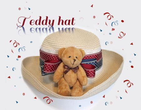 Teddy Hat by chiringo