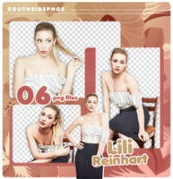 Png Pack 3710 - Lili Reinhart by southsidepngs