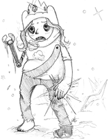 Finn the human by DeathNugget-Afro