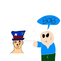 This is Bob by FelonArt