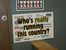 Who's Really Running Our Country? by Spat500