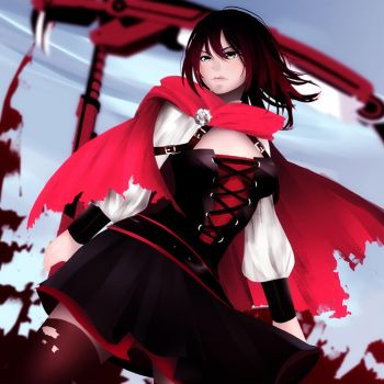 Ruby by sundayshu