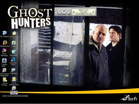 GhostHunters by InuPhantom