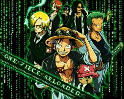 One Piece Reloaded by Natyara