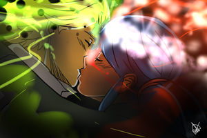 Reveal With a Kiss by ambarnarutofrek1