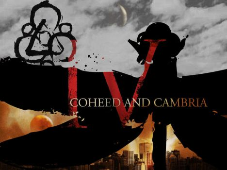 Coheed and Cambria by schtink