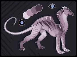 CLOSED Houndra Raffle [Free] (2) by SoulsplosionAdopts