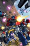 TF #4 cover homage by Dan-the-artguy