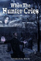 When The Hunter Cries - cover art by Morteque