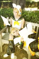 Vocaloid Twin: Rin n Len - 4 by ImMuze