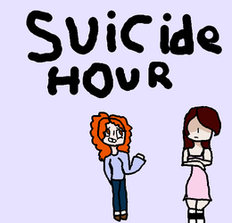Suicide Hour by alykitty005