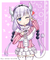 Thank you for reaching 100+ watchers feat. Kanna by emarex96