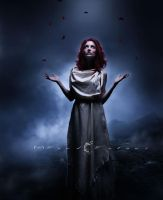 The Oracle II by Hend-Watani