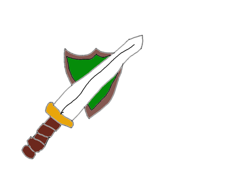 Sword and Shield by sgtnasty