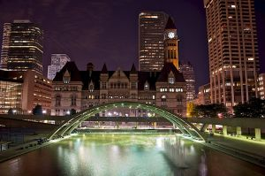 Toronto's Old City Hall by moe0