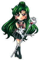Sailor Pluto by Chikukko