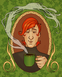 A Cup of Glass Joe by moodyblues