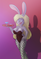 Sophie The Bunny by VinFox