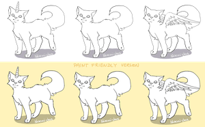 Free Cat Bases by Nahemii-chan