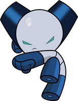 Vector #589 - Robotboy by DashieSparkle
