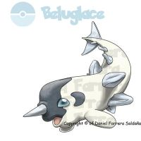 Beluga pokemon - 5th gen by farreer