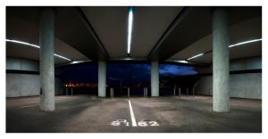 .under the dockland by f-hobein