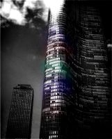 prismatic towers by artemissere