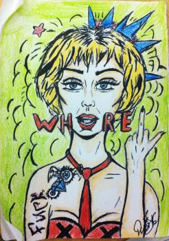 Whore:) by BloodyDary