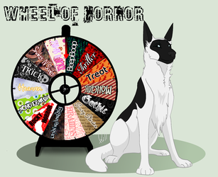 Wheel Of Horror Outcome 25 - Kida by mkayswritings