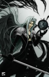 Sephiroth - Planet Corruption by koloromuj