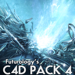 C4D Render pack 4 by Futurology