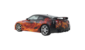 Nissan Gt-R R35 by JDRincs