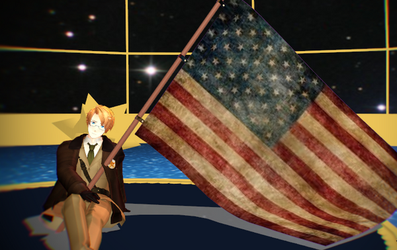 Happy Independence Day! by SpunkySpaceCat