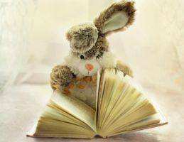 love reading by Lucy-Luveres