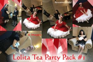 Lolita Stock Pack 001 by carro-stalk