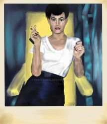 Sean Young by krypton619
