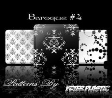 Baroque 4 pattern by PeterPlastic