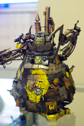 Ork Stompa by elementc