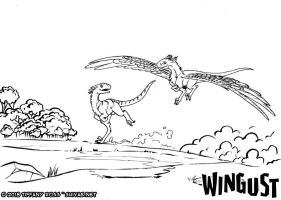 Day 24 - Swooping by shivaesyke