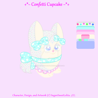 +*~(Tattletail OC Ref) Surprise Party. ~*+ by SugariSweetLolita