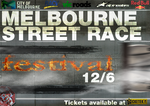 Melbourne streetrace poster by Skeptic-Mousey